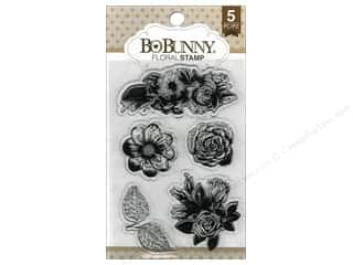 Bo Bunny Stamps Floral