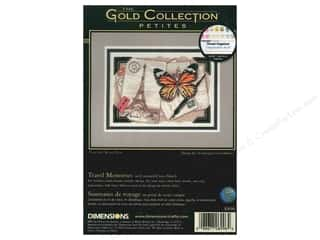 Weekly Specials Pen: Dimensions Counted Cross Stitch Kit 7 x 5 in. Travel Memories