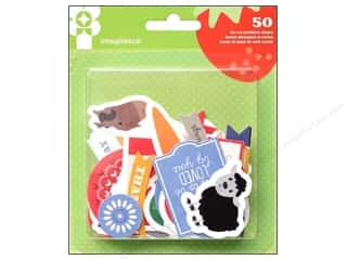 die cuts: Imaginisce Heartland Farm Die-Cut Cardstock Shapes