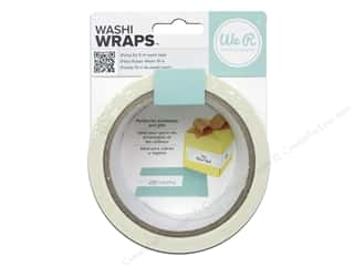 glues, adhesives & tapes: We R Memory Keepers Washi Wraps Party