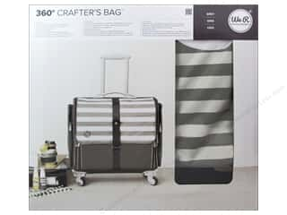 Brand-tastic Sale We R Memory Keepers: We R Memory Keepers 360 Crafter's Rolling Bag Grey
