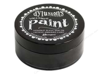 Ranger Dylusions Paint 2 oz. Black Marble
