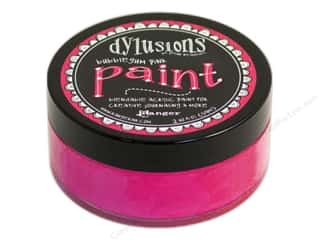 Ranger Dylusions Paint 2 oz. Bubblegum Pink
