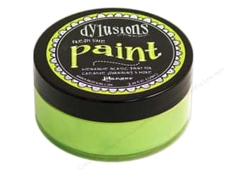 Ranger Dylusions Paint 2 oz. Fresh Lime