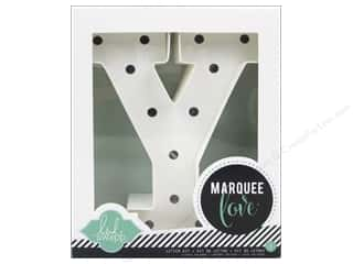 "Heidi Swapp Marquee Love Letter Kit 8 1/2 in. ""Y"""