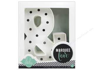 "Everything You Love Sale: American Crafts Heidi Swapp Marquee Love Ampersand ""&"" Kit 8 1/2 in."