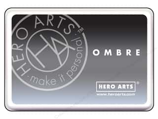ink pads: Hero Arts Ink Pad Ombre Gray/Black