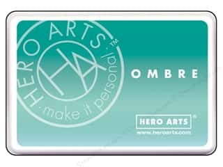 Hero Arts Ink Pad Ombre Mint/Green