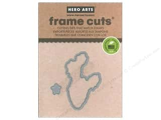 Hero Arts Die Clearly Kelly Frame Cuts Cactus & Flower