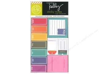 Hero Arts Clearly Kelly Sticky Notes Pad 4 in. x 6 in.