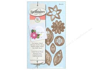 Spellbinders: Spellbinders D-Lites Die Crafty Flower Three