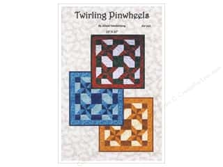 Clearance: QuiltWoman.com Twirling Pinwheels Pattern