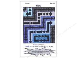 books & patterns: QuiltWoman.com Flow Pattern