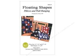 QuiltWoman.com Floating Shapes Pattern