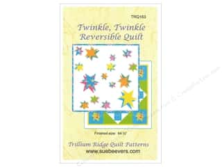 QuiltWoman.com Twinkle Twinkle Reversible Quilt Pattern