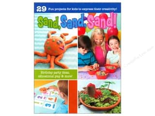 Leisure Arts Sand Sand Sand Book