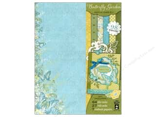 Hot off the Press  Papers : Hot Off The Press Card Kit Butterfly Garden