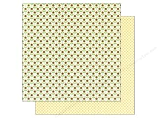 Imaginisce: Imaginisce Paper 12 x 12 Heartland Farm Sunflower (25 sheets)