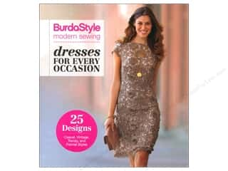 Interweave Press BurdaStyle Dresses/ Every Occasion Book