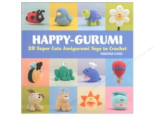 yarn: That Patchwork Place Happy-gurumi Book