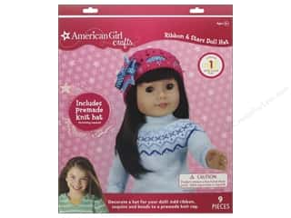 Weekly Specials Perler Beads: American Girl Kit Ribbon & Star Doll Hat