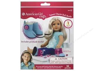 Weekly Specials Needle Felting: American Girl Kit Fashion Fun Boots