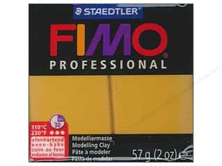 Fimo Professional Clay 2 oz. Ochre
