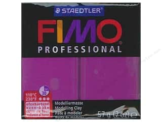 craft & hobbies: Fimo Professional Clay 2 oz. Violet