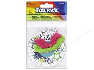 beading & jewelry making supplies: Cousin Fun Pack Braiding Wheel Disk