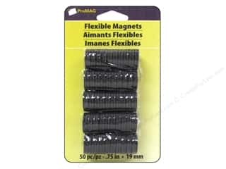 magnet: ProMag 3/4 in. High Energy Round Magnets 50 pc.