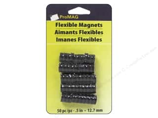 Magnets: ProMag 1/2 in. High Energy Round Magnets 50 pc.