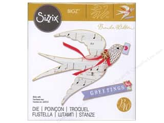 Sizzix Bigz Die Set Flying Bird by Brenda Walton