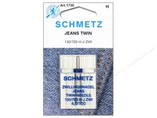 Schmetz Jean Needle Twin Size 100/4.0 1 pc