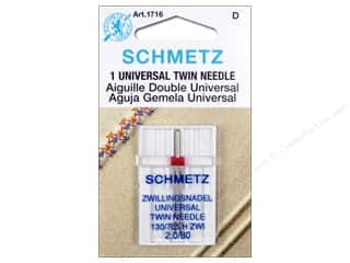 Schmetz Universal Needle Twin Size 80/2.0 1 pc