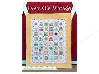 It's Sew Emma Farm Girl Vintage Book