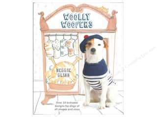 yarn: Lark Woolly Woofers Book