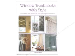 Saman: St Martin's Griffin Window Treatments With Style Book