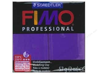 craft & hobbies: Fimo Professional Clay 2 oz. Purple