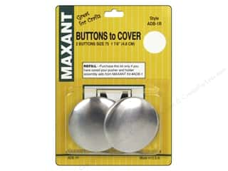 Maxant Button & Supply: Maxant Cover Button Refill Size 75