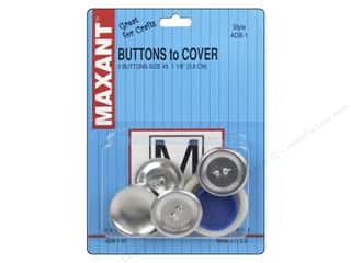 Maxant Button & Supply: Maxant Cover Button Kit Size 45
