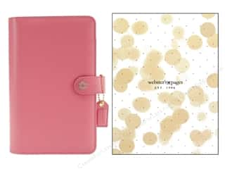 Webster's Pages Color Crush 2015 Personal Planner Kit Light Pink