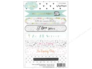 sentiment: Webster's Pages Sticker Megan Hoeppner These Are The Days Sentiment