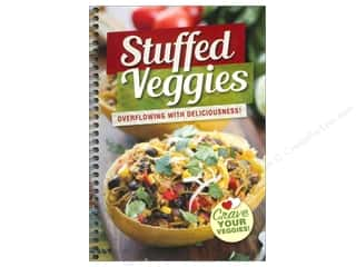 CQ Products Stuffed Veggies Book