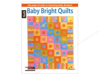 books & patterns: Leisure Arts Baby Bright Quilts Book