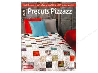 Clearance: Leisure Arts Precuts Pizzazz Book