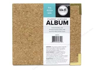 Memory Albums / Scrapbooks / Photo Albums: We R Memory Keepers 2-Ring Album 4 x 4 in. Cork