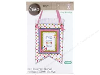 die cutting machine: Sizzix Bigz Dies L Banner Big by Lori Whitlock