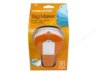 Fiskars Punch Craft Tag Maker Standard