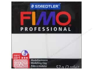 Fimo Professional Clay 2 oz. White