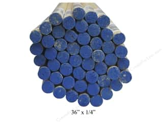 Dowel: Wood Dowels 36 x 1/4 in. (50 pieces)